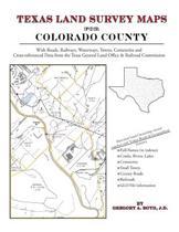 Texas Land Survey Maps for Colorado County