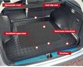 Kofferbakmat kunstof  Toyota Avensis Touring Sport 2009-