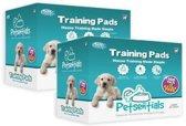 Petsentials Puppy Training Pads - Zindelijkheidstraining - 2 x 105 st - 60 x 60cm