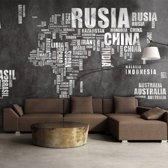 Fotobehang - Spaanse geografie
