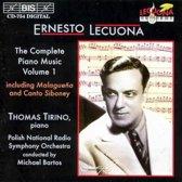 Lecuona - Piano I