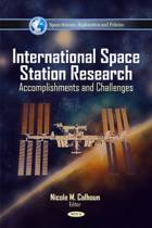 International Space Station Research