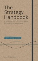 Boek cover The strategy handbook 1. Strategy generation van Jeroen Kraaijenbrink