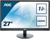 AOC E2770SH - Full HD Monitor