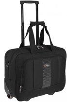Pilot Case - laptop koffer - zwart - Gabol Roll