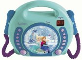 Disney Frozen CD player with mics