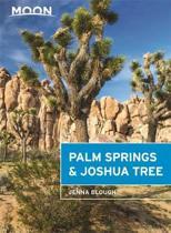 Moon Palm Springs & Joshua Tree (Second Edition)