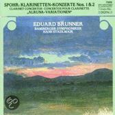 Clarinet Concerts 1 & 2