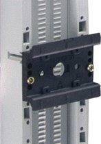 RITL montagerail/-profiel SV, kunstst, antraciet, (lxbxh) 45x35x10mm