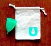 Freedom Cups - herbruikbare menstruatiecup