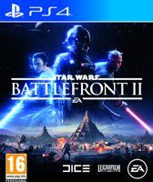 Star Wars Battlefront II: The Last Jedi - PS4
