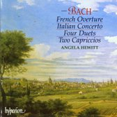 Bach: French Overture, Italian Concerto, Four Duets etc / Angela Hewitt