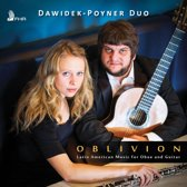 Oblivion - Latin American Music For Oboe And Guita