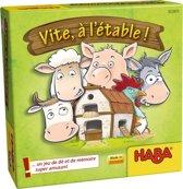Haba Gezelschapsspel Vite, à L'étable! (fr)