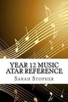 Year 12 Music Atar Reference