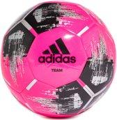 adidas VoetbalKinderen en volwassenen - roze/zwart/zilver