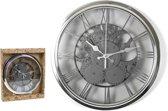 XL Wandklok Klassieke-stijl quartz-mechanisme 30 cm – Klokken – Tijd – Decoratie - Woonaccessoires