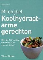 Minibijbel - Koolhydraatarme gerechten
