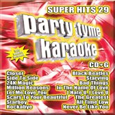 Party Tyme Karaoke: Super Hits,, Vol. 29