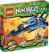 LEGO Ninjago Jay's Stormfighter - 9442