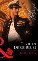 Devil in Dress Blues (Mills & Boon Blaze) (Uniformly Hot!, Book 23)