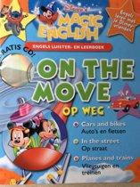 Magic English deel 10 on the move/op weg (met CD) MAGIC ENGLISH deel 02 around town/in de stad (met CD)