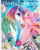Create your FANTASYModel kleurboek