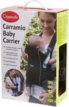 Clippasafe Carramio Baby Carrier - Black