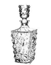 GLACIER whisky karaf KRISTAL