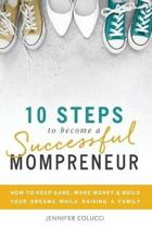 10 Steps to Become a Successful Mompreneur