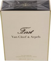 Van Cleef & Arpels Van Cleef & Arpels - Eau de parfum - First eau de parfum - 100 ml