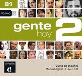 Gente hoy 2 - B1 - Llave USB con libro digital