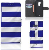 Bookcase HTC U11 Plus Griekenland