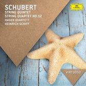String Quintet; Quartettsatz (Virtuoso)