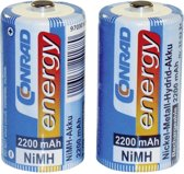 Conrad 250234 household battery Rechargeable battery Nikkel-Metaalhydride (NiMH)
