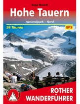 Hohe Tauern - Nationalpark Nord WF 56T Rother