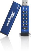 iStorage  Datashur Pro - USB-stick - 64 GB