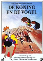 Koning En De Vogel (dvd)