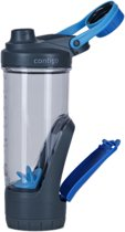 Contigo Shake & Go FIT Kangaroo - 720 ml - Deep sea blauw