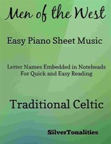 Men of the West Easy Piano Sheet Music