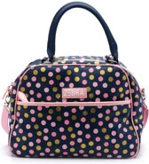 Zebra Trends Kidsbag Dots Blue