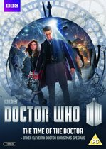 Doctor Who - The Time of the Doctor & Other Eleventh Doctor Christmas Specials (Import) [DVD]