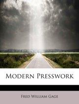 Modern Presswork