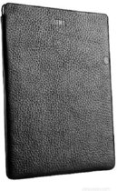 Sena UltraSlim - Pouch for tablet - genuine leather - black - for Apple iPad (3rd generation)