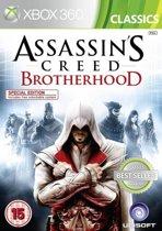Assassin's Creed: Brotherhood (CLASSICS) [Special Edition] /X360