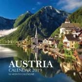 Austria Calendar 2019