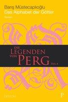 Die Legenden von Perg 4 - Das Alphabet der Götter