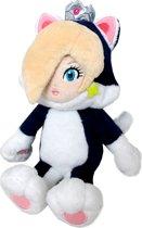 Super Mario Bros.: Cat Rosalina 23 cm Knuffel