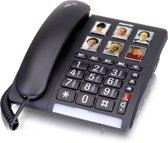 Switel TF540 - Single DECT telefoon - Zwart