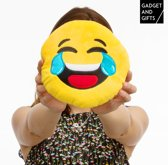 Gadget and Gifts Lachende Emoticon Knuffel